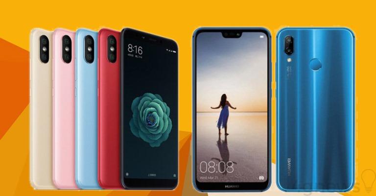 Cresce interesse de brasileiros por celulares chineses