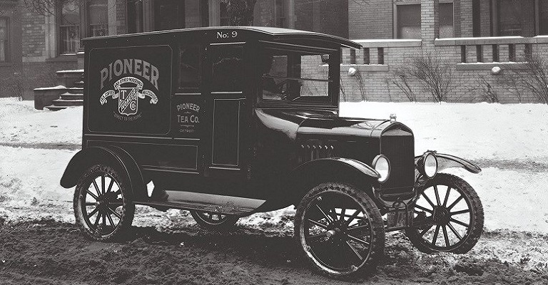 Primeiro modelo de caminhões da Ford completa 102 anos