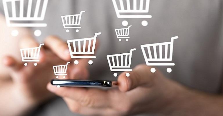 Seis em cada dez internautas fizeram compras por meio de aplicativos de loja