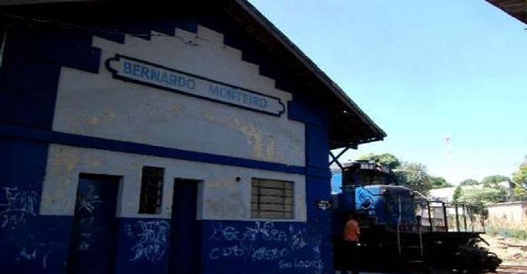 Anunciada recuperação de estação de trem em Contagem