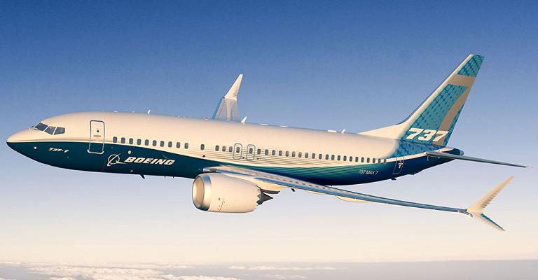 Boeing conclui atualização de software do 737 MAX