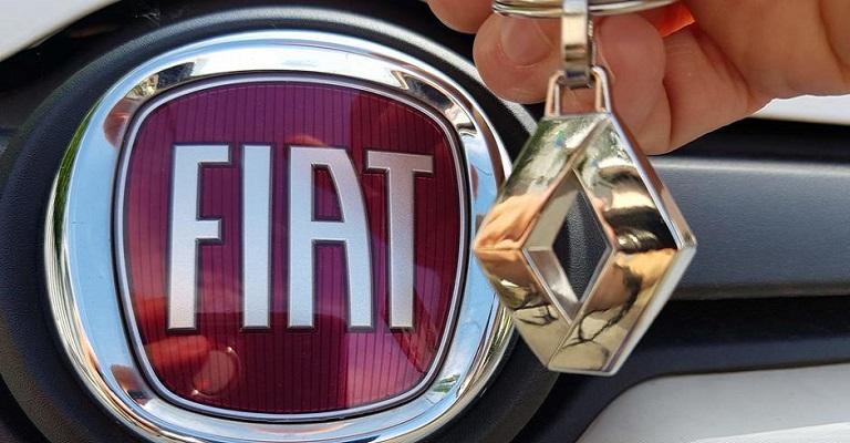 Fiat Chrysler propõe fusão com a Renault