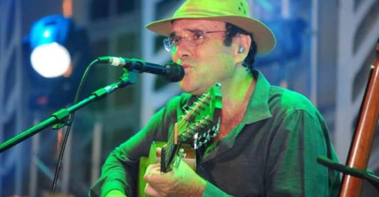 Almir Sater faz show em Belo Horizonte no fim do mês