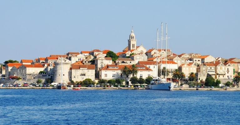 Viaje pelos Patrimônios Mundiais e belezas naturais da Croácia