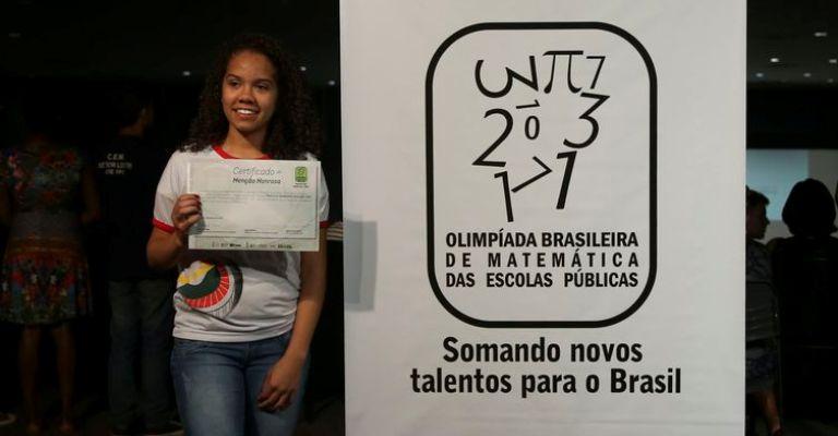 Olimpíada de Matemática tem recorde de escolas participantes