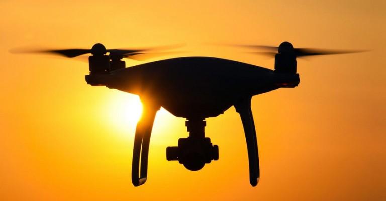 Drones podem ter tecnologia para evitar colisões
