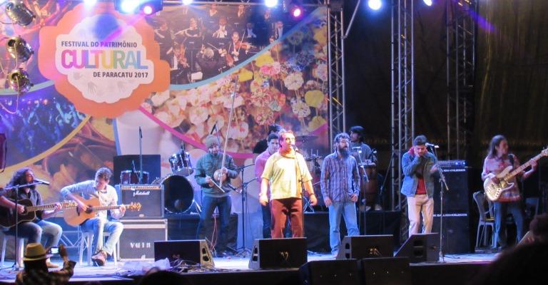 14º Festival de Música Brasileira de Paracatu abre inscrições