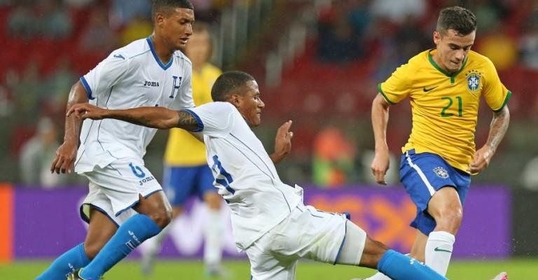 Seleção enfrentará Catar e Honduras em Brasília e Porto Alegre