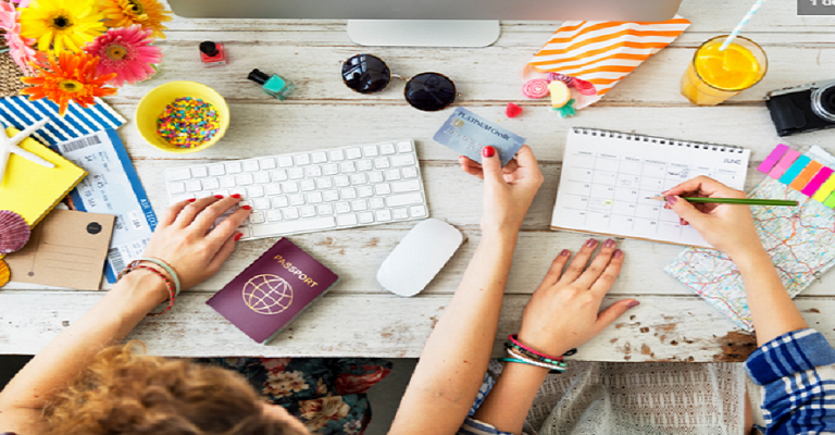 Planeje sua viagem de férias e aproveite do inicio ao fim