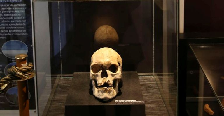 Exposição apresenta elementos da pré-história no DF e em Santa Catarina