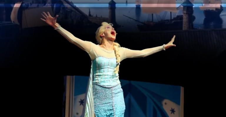 Musical inspirado em história de Frozen chega a Belo Horizonte