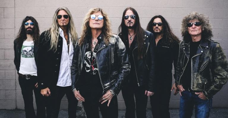 Whitesnake anuncia show em Belo Horizonte