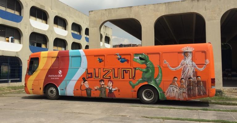 Peça do BuZum destaca a importância da água
