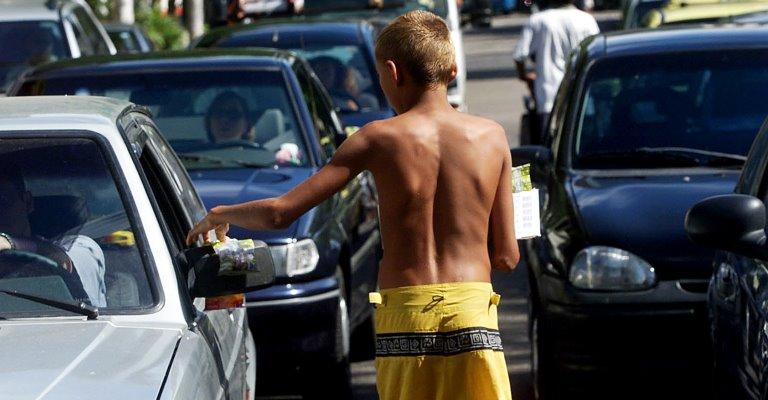 Trabalho infantil e a tolerância da sociedade