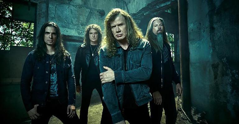 Rock in Rio confirma cancelamento de show de Megadeth
