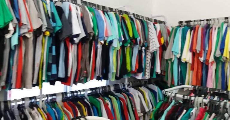 Varejo de roupas e acessórios cresce 8,14% em 2019