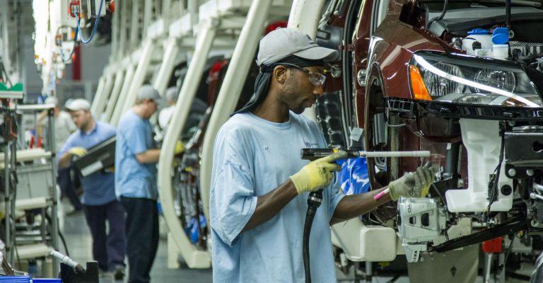 Produtividade do trabalho no país recua 1,1% no primeiro trimestre