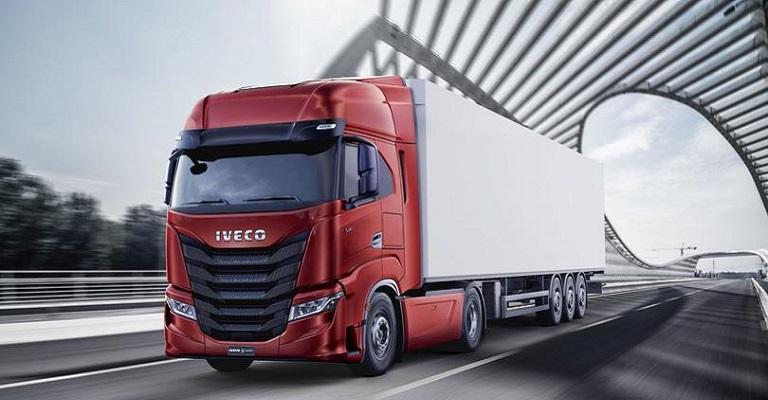 Iveco apresenta novo pesado com conectividade desenvolvida com a Microsoft