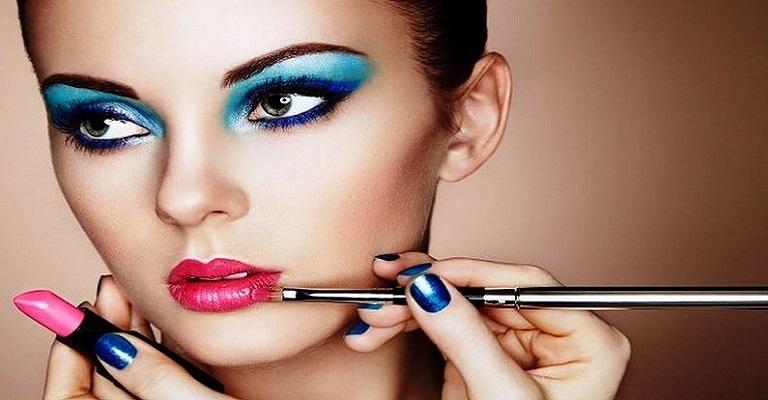 Maquiagem também pode causar alergia