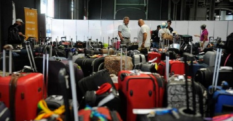 Bagagens e custos na aviação brasileira