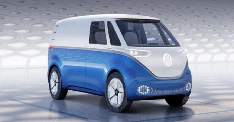 Produção da nova VW Kombi elétrica está prevista para 2022