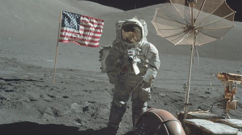 Missão Apolo, 50 anos do homem na lua
