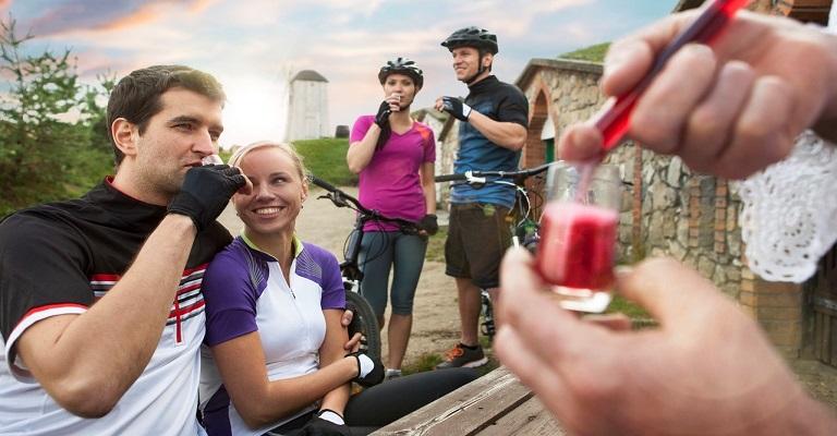 República Tcheca para os amantes de vinho e de bicicletas