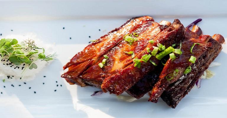 Para o Dia dos Pais: costelinha ao barbecue de goiabada