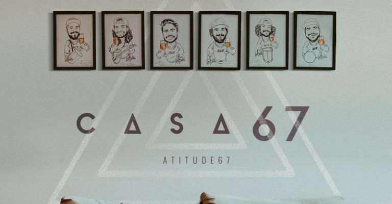 Banda Atitude 67 lança o clipe de 'Magrela'