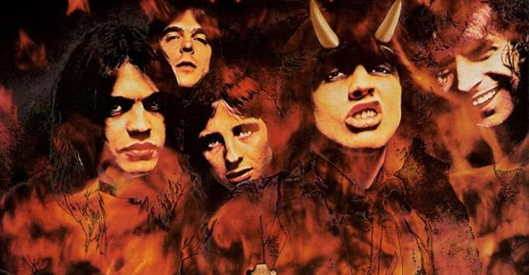 AC/DC comemora os 40 anos de Highway To Hell