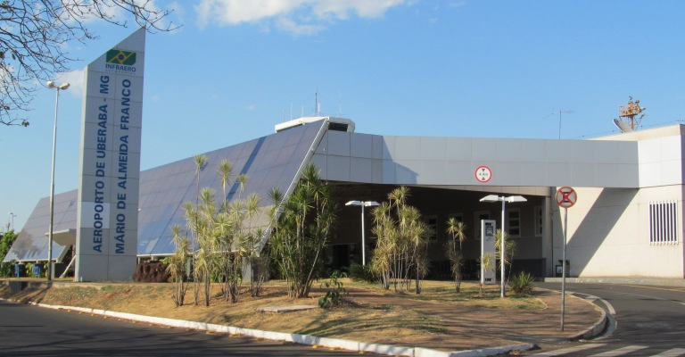 Aeroporto de Uberaba apresenta alta no fluxo de passageiros no 1º semestre