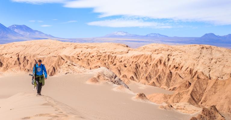 Chile é pela 5ª vez o melhor país para Turismo de Aventura da América do Sul