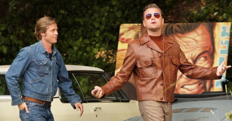 'Era uma vez em Hollywood' registra US$ 40 milhões em estreia