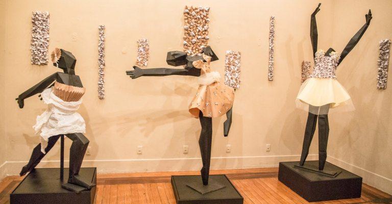 """Museu da Moda de BH recebe exposição """"Corpos"""""""