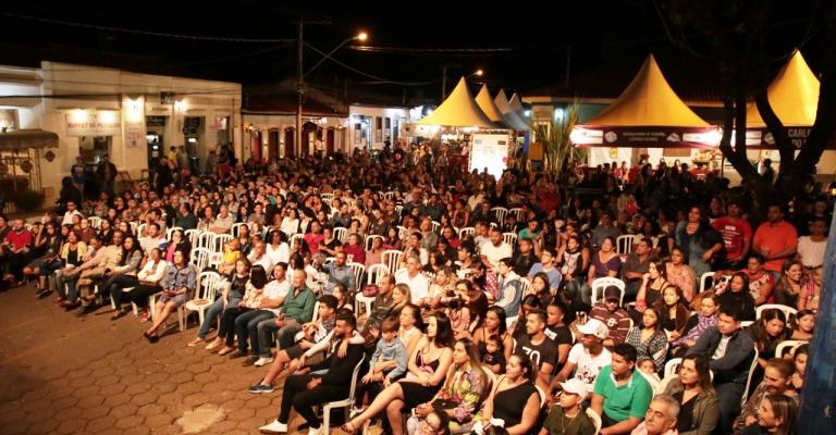 Empreendedores comemoram sucesso do Festival Cultural em Paracatu