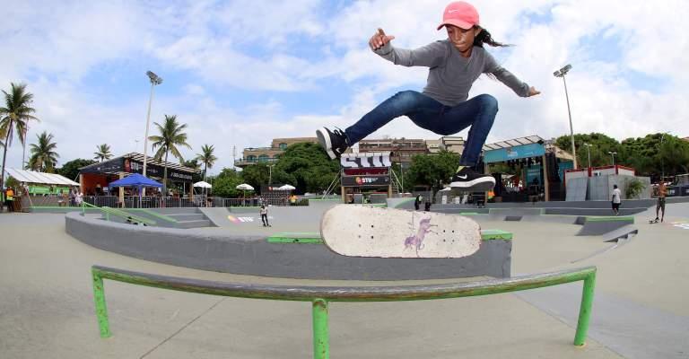 Skate em BH reúne esporte, música, arte com entrada gratuita