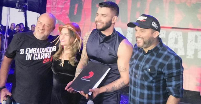 Gusttavo Lima assina com gravadora Sony Music