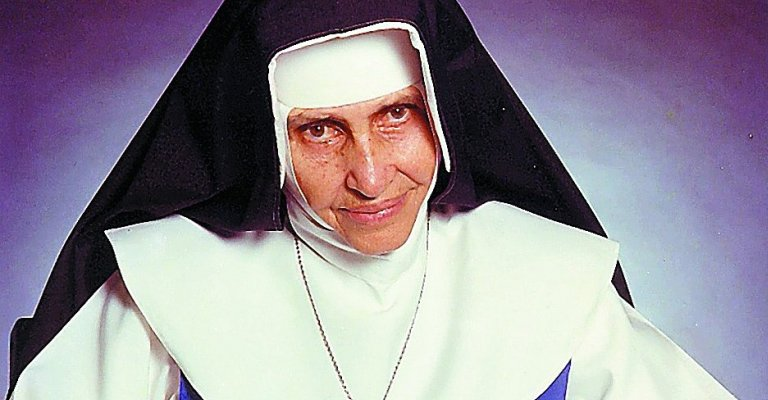 Irmã Dulce é canonizada e se torna a primeira santa brasileira