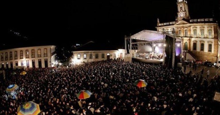 Festival de Inverno de Ouro Preto terá grandes atrações