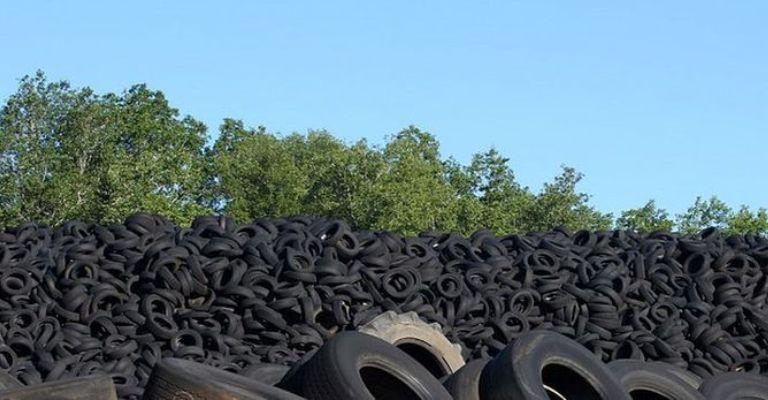 Campanha inicia coleta de pneus inservíveis em Minas Gerais