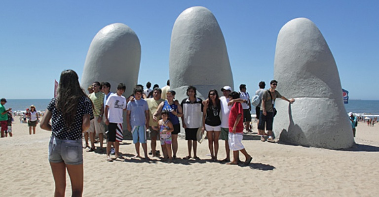 Uruguai busca se consolidar no turismo familiar