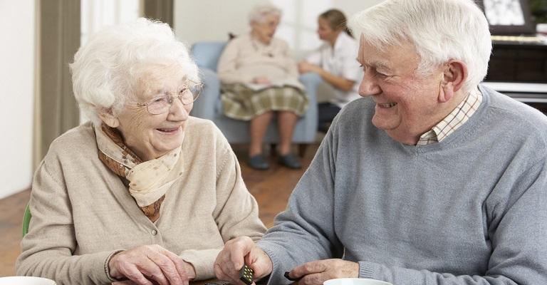 Atividades de lazer têm papel significativo para idosos institucionalizados