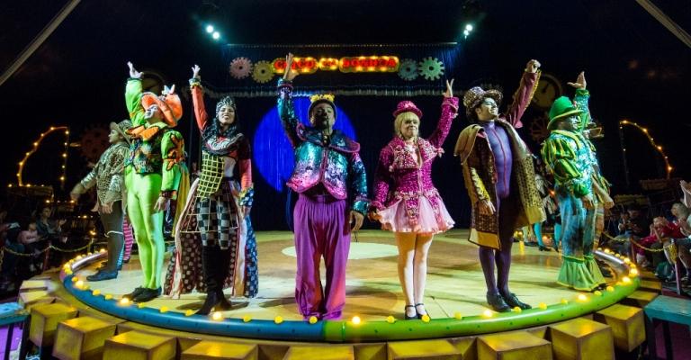 Circo dos Sonhos prorroga temporada em Belo Horizonte