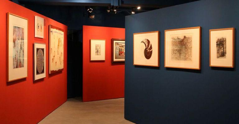 Exposição apresenta panorama de 70 anos da arte brasileira
