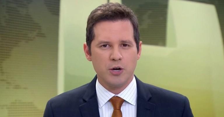 Dony de Nuccio pede demissão do Jornal Hoje