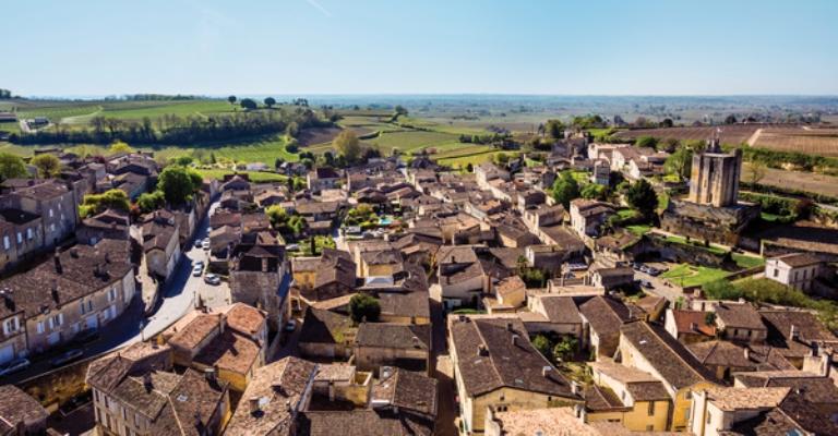 Cruzeiro fluvial faz rota dos vinhos na França