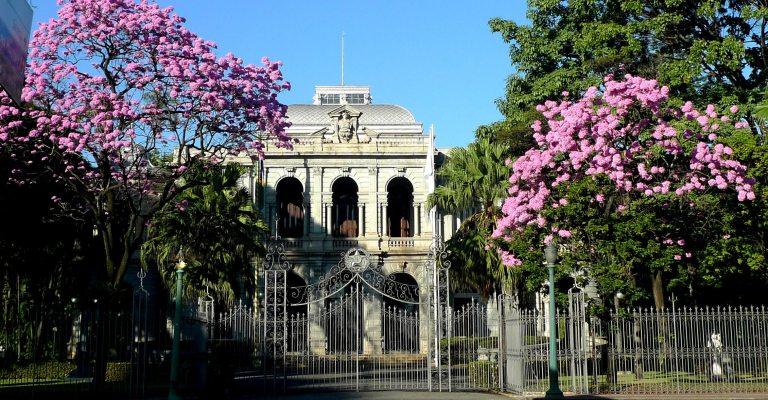 Palácio da Liberdade em BH amplia os dias de visitação para o público