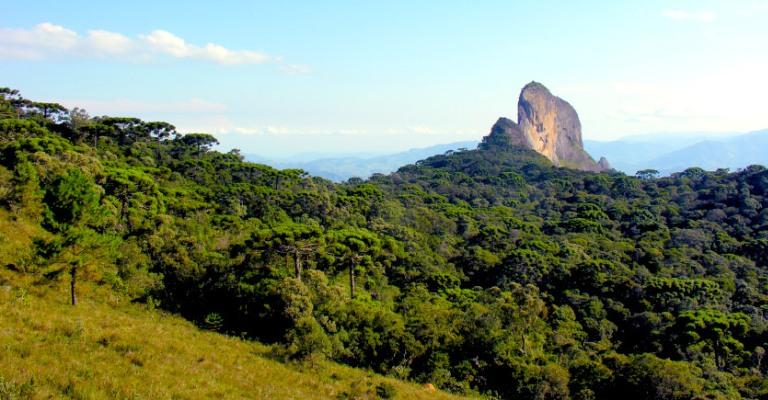 Serra da Mantiqueira ganha projeto de promoção nacional