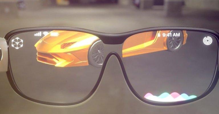 Apple projeta óculos de realidade aumentada