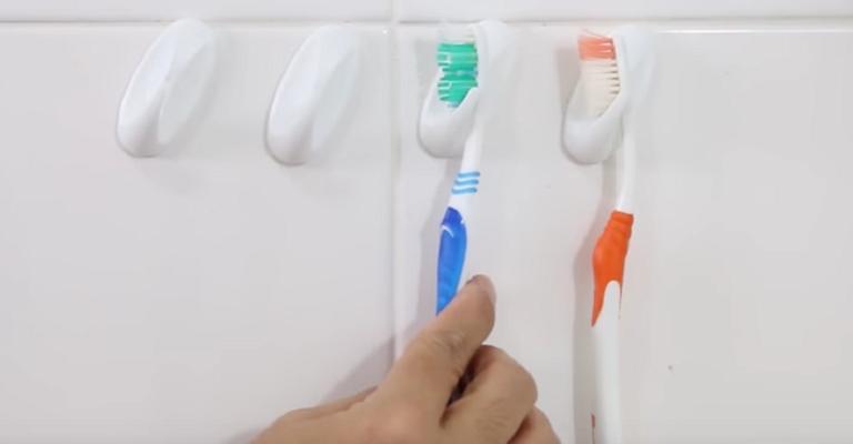 Você sabe cuidar da sua escova de dente?